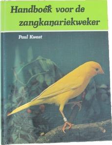 Boek: handboek voor de zangkanariekweker