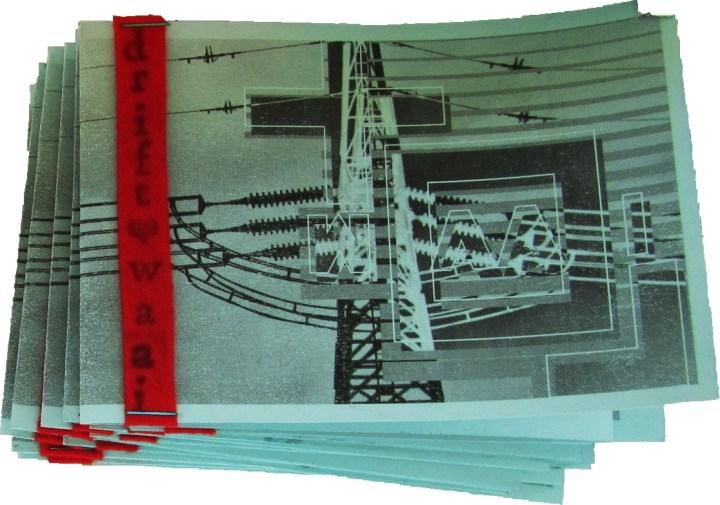 De Drift-editie van het Waai-zine.