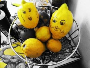 If life gives you lemons, make lemonade.