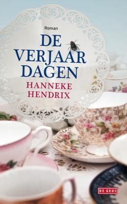 Omslag De Verjaardagen van Hanneke Hendrix