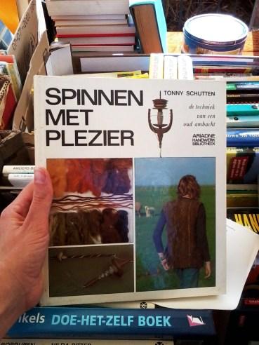 Spinnen met plezier boek
