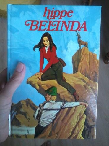Hippe Belinda boek
