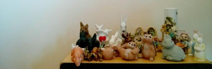 konijnenverzameling
